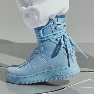 Nike Air Force 1 Rebel XX Light Blue W AUTHENTIC